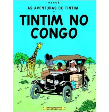 Tintim no Congo