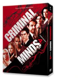 DVD - Criminal Minds - 4ª Temporada - Paget Brewster - 7899307914249