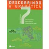 Descobrindo A Gramatica - Ensino Fundamental Ii - 8� Ano - Gilio Giacomozzi