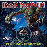 Iron Maiden - The Final Frontier (CD) - Iron Maiden