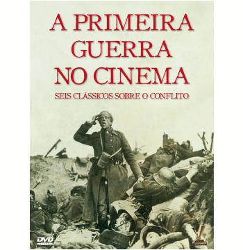 A Primeira Guerra no Cinema  (DVD)