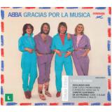 Abba - Gracias Por La Musica Deluxe (DVD) +  (CD) - ABBA