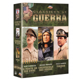 Box Clássicos de Guerra (Vol. 2) (DVD) - David Lean  (Diretor)