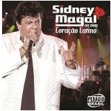 Sidney Magal - Coração Latino -ao Vivo (CD) - Sidney Magal