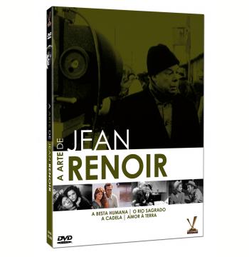 A Arte de Jean Renoir (DVD)