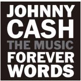 Johnny Cash - Forever Words (CD) - Varios Interpretes