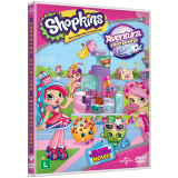 Shopkins - Aventura Internacional (DVD) -