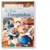 Disney Animation Collection - Os Três Porquinhos (DVD) - David Hand (Diretor)