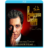 Poderoso Chefão Parte III - The Coppola Restoration, O (Blu-Ray) - Al Pacino, Diane Keaton