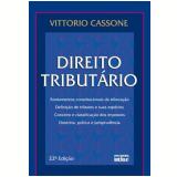 Direito Tributário - Victório Cassone