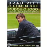 O Homem Que Mudou  O Jogo (DVD) - Brad Pitt, Jonah Hill