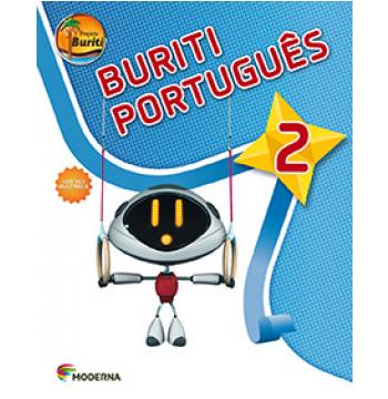 Projeto Buriti - Português - 2º Ano - (Vol.2)