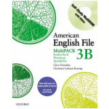 American English File 3B Multi-Pack With Access Code Card -