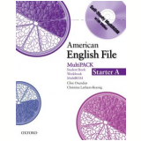 American English File Starter A Multi-Pack -