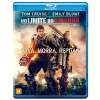 No Limite Do Amanh� (Blu-Ray)
