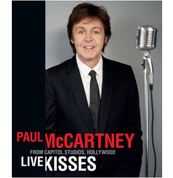 Paul Mccartney - Live Kisses (DVD)