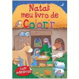 Natal: Meu Livro De Colorir - Juliet David, Lucy Barnard