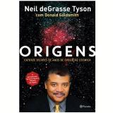 Origens - Neil Degrasse Tyson