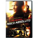Risco Absoluto (DVD) - Steven Segal