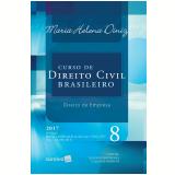 Curso de Direito Civil Brasileiro - Vol. 8 - Direito de Empresa - Maria Helena Diniz