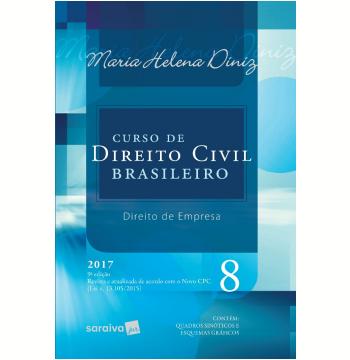 Curso de Direito Civil Brasileiro - Vol. 8 - Direito de Empresa