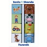 Fazenda: Banho & Diversão - Yoyo Books