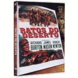 Ratos do Deserto (DVD) - Richard Burton, James Mason