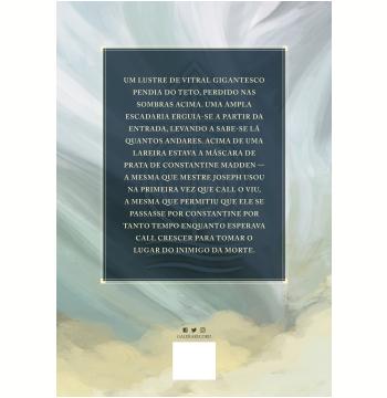 Magisterium - A Máscara de Prata (Vol. 4)