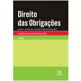 Direito das Obrigações (Vol. 1) - LuÍs Manuel Teles de Menezes LeitÃo