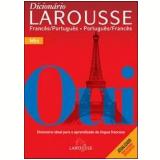 Dicionário Larousse Francês/Português-Português/Francês (Mini/Atualizado) - Larousse do Brasil