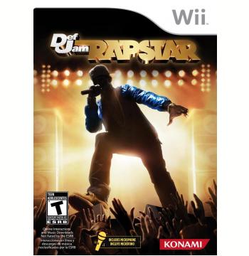 Def Jam Rapstar (Bundle) (Wii)