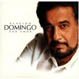 Plácido Domingo - Por Amor (CD) - Plácido Domingo