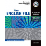 New English File Pre-Intermediate A Multi-Pack - Paul Seligson, Clive Oxenden, Christina Latham-koenig