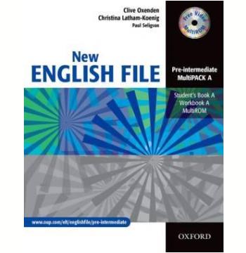 New English File Pre-Intermediate A Multi-Pack