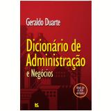 Dicionário de Administração (Ebook) - Geraldo Duarte