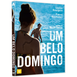 DVD - Um Belo Domingo - Nicole Garcia ( Diretor ) - 7898591441646