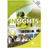 Insights 4 - Student's Book And Workbook With Mpo - Philip Prowse