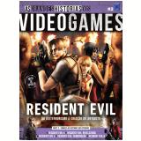 As Grandes Histórias Dos Videogames: Resident Evil Parte 2 - Editora Europa