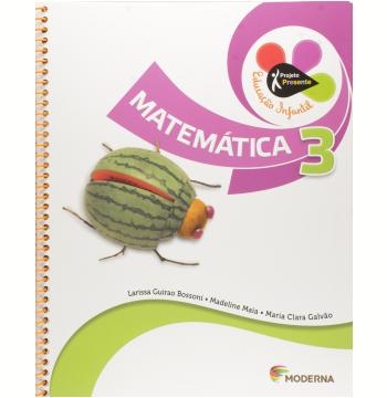 Educação Infantil - Matemática - 3º Ano