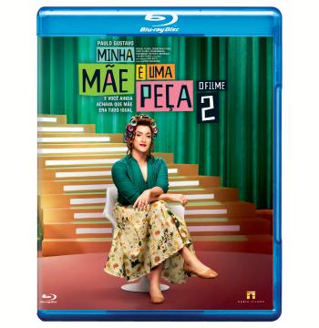 Minha Mãe É Uma Peça 2 (Blu-Ray)