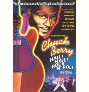 Chuck Berry - Hail! Hail! Rock' N' Roll (DVD)