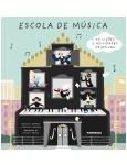 Escola de Música - 40 Lições e Atividades Criativas - Meurig Bowen, Rachel Bowen