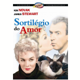 Sortilégio de Amor (DVD) - James Stewart, Jack Lemmon