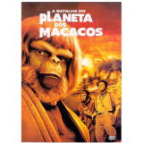 A Batalha do Planeta dos Macacos (DVD) - J. Lee Thompson (Diretor)