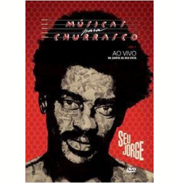 Seu Jorge - Músicas Para Churrasco - Ao Vivo (DVD)