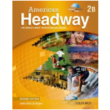 American Headway Student Book 2B With Cd - Second Edition -