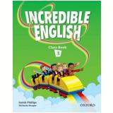 Incredible English 3 Class Book -
