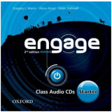 Engage Starter (2 Cds) - Second Edition -