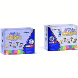 Coleção Mais Cores Grupo 4 (Com Caderno De Caligrafia) - Educação Infantil - Ciranda De Araújo Martins Santos