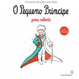 O Pequeno Príncipe Para Colorir - Antoine de Saint-Exupéry